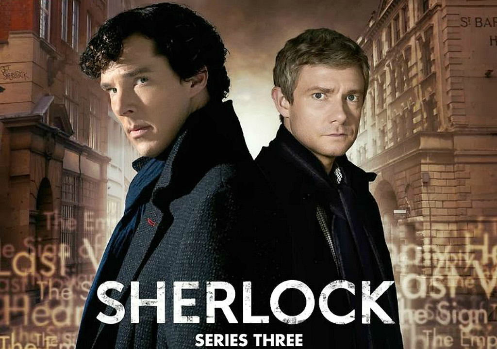 stream sherlock season 3