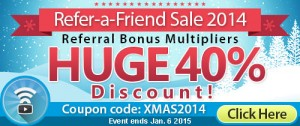 Hug 40% Discount Coupon: XMAS2014