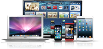 iOS, iPad, iPhone, Android, PC, and Many More Devices Supported