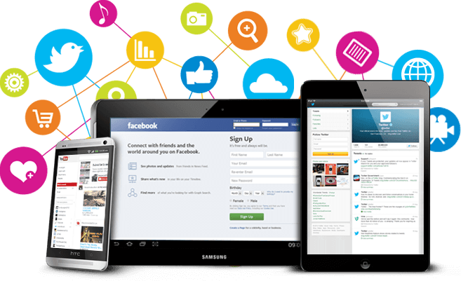 Access Your Favorite Social Network Sites