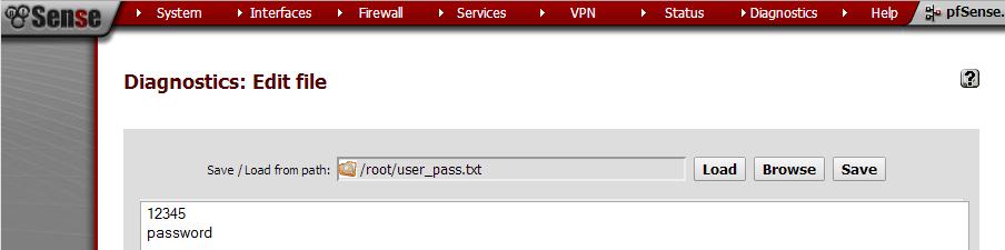 IronSocket - pfSense OpenVPN Setup Instructions