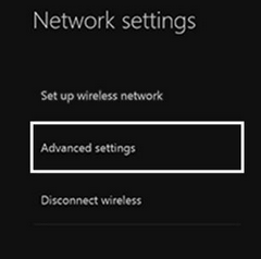 IronSocket - Xbox One DNS Proxy Setup Instructions